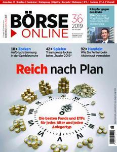 Börse Online – 05. September 2019