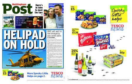Nottingham Post – October 26, 2017