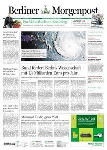 Berliner Morgenpost - 07. September 2017