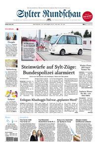 Sylter Rundschau - 24. Oktober 2018