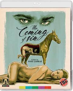 The Coming of Sin (1978) La visita del vicio + Extras