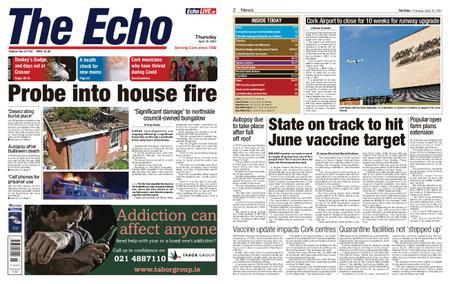 Evening Echo – April 15, 2021