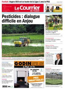 Le Courrier de l'Ouest Angers – 26 septembre 2019