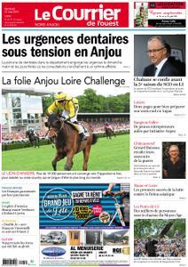 Le Courrier de l'Ouest Nord Anjou – 31 mai 2019