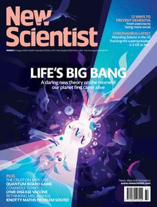 New Scientist Australian Edition – 08 August 2020