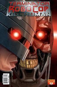 Robocop / Terminator - Matar Humano (Kill Human) #1-4