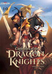 Chronicles of the Dragon Knights v10- Toward the Light 2017 digital The Magicians-Empire