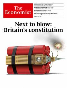 The Economist Middle East and Africa Edition – 01 June 2019