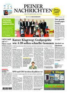 Peiner Nachrichten - 27. Oktober 2017