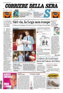 Corriere della Sera – 09 maggio 2019