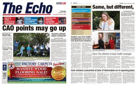 Evening Echo – September 08, 2020