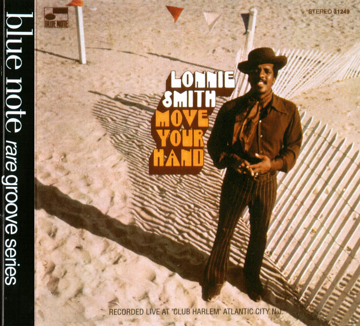Lonnie Smith - Move Your Hand (1969) {Blue Note Rare Goove Series}