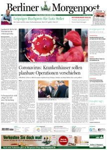 Berliner Morgenpost – 13. März 2020