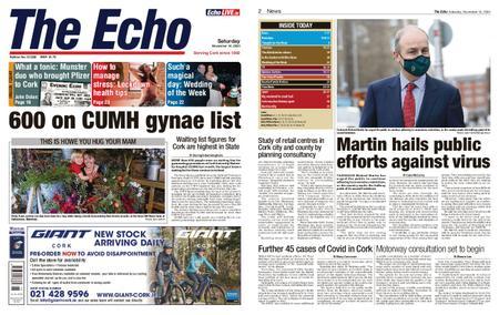 Evening Echo – November 14, 2020