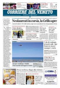 Corriere del Veneto Padova e Rovigo – 17 agosto 2019