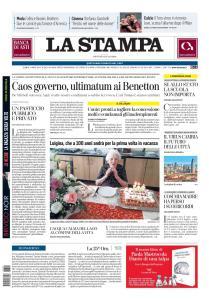 La Stampa Torino Provincia e Canavese - 9 Luglio 2020