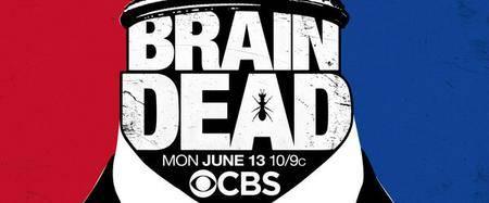 BrainDead S01E01 (2016)