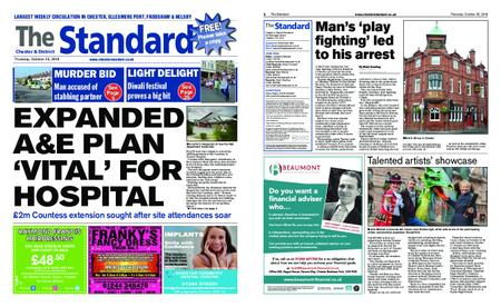 The Standard Chester & District – October 25, 2018