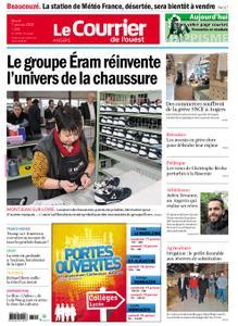 Le Courrier de l'Ouest Angers – 07 janvier 2020