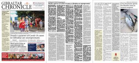 Gibraltar Chronicle – 08 August 2020