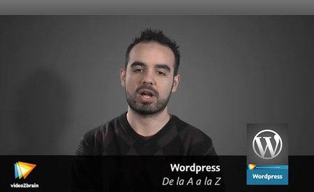 Video2Brain - Wordpress - De la A a la Z