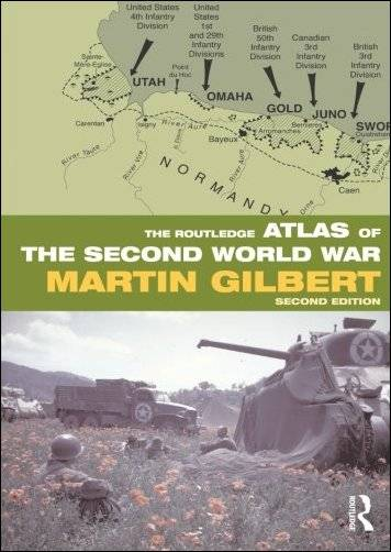 The Routledge Atlas of the Second World War, 2nd Edition [Repost]