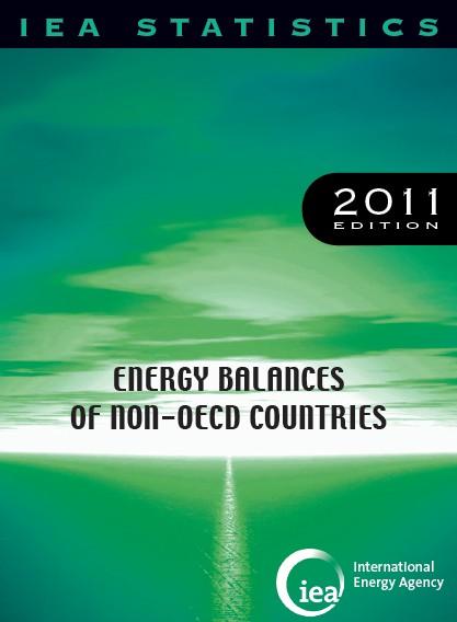 Energy Balances of non-OECD Countries 2011