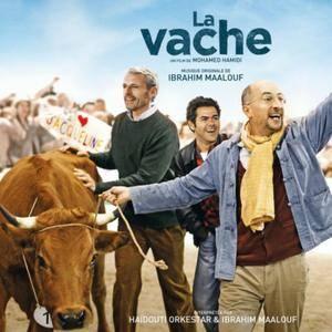 Haidouti Orkestar & Ibrahim Maalouf - One Man and His Cow (La vache) (OST) (2016) {Mi'ster}
