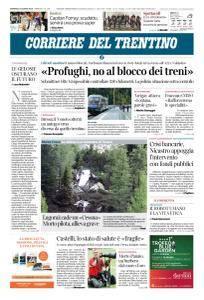 Corriere del Trentino - 3 Giugno 2018
