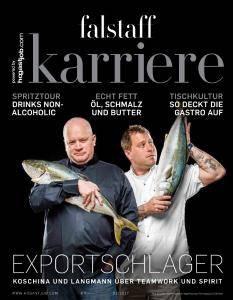 Falstaff & Hogast Karriere - 10 April 2017