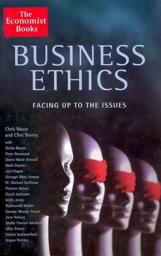 Business Ethics: Facing Up To the Issues (Repost)
