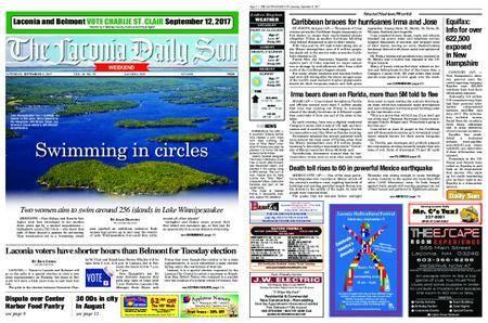The Laconia Daily Sun – September 09, 2017