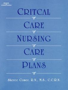 Critical Care Nursing Care Plan