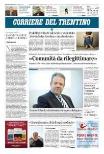 Corriere del Trentino - 9 Gennaio 2018