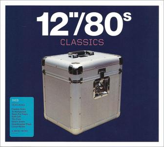 "VA - 12""/80s Classics (2010) 3CD Set [Re-Up]"