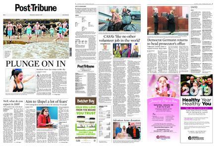 Post-Tribune – January 02, 2019