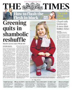 The Times - 9 January 2018