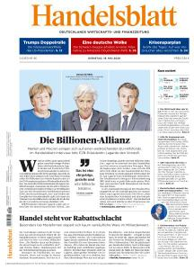 Handelsblatt - 19 Mai 2020