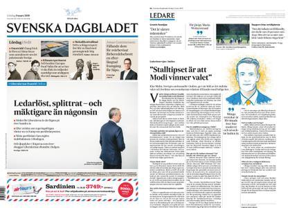 Svenska Dagbladet – 09 mars 2019