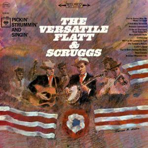Flatt and Scruggs - The Versatile Flatt & Scruggs: Pickin', Strummin' and Singin' (1965/2015) [24/96]