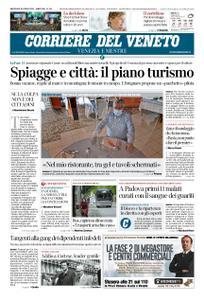 Corriere del Veneto Venezia e Mestre – 29 aprile 2020