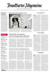 Frankfurter Allgemeine Zeitung - 24 März 2021