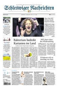 Schleswiger Nachrichten - 14. Mai 2018