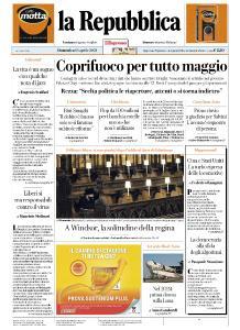 la Repubblica - 18 Aprile 2021