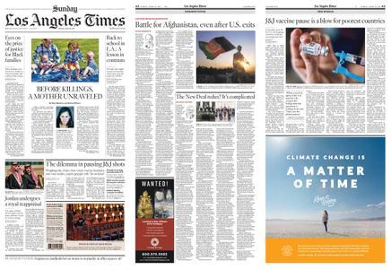 Los Angeles Times – April 18, 2021