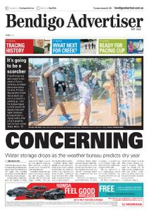 Bendigo Advertiser - January 3, 2019