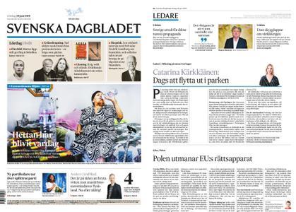 Svenska Dagbladet – 29 juni 2019