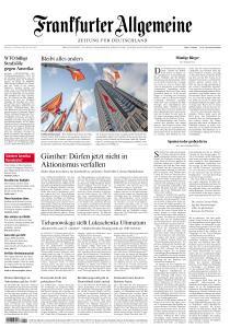 Frankfurter Allgemeine Zeitung - 14 Oktober 2020