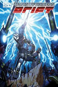IDW-Transformers Drift No 04 2010 Hybrid Comic eBook
