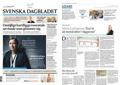 Svenska Dagbladet – 11 januari 2018